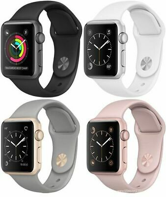 Apple Watch Series 3 38mm GPS GPS -Cellular Space Gray  Silver Gold Rose Gold