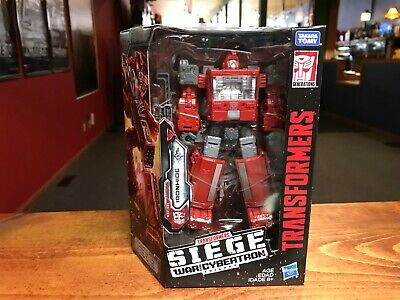 2019 Transformers Siege War For Cybertron Deluxe Figure MOC - WFC-S21 IRONHIDE