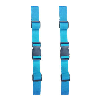 2pcs Universal Backpack Sternum Stability Strap Rucksack Replacement