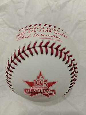 Official 1985 Rawlings ALL STAR Game Baseball  MINNESOTA TWINS