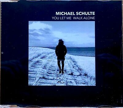 Eurovision GERMANY 2018 MICHAEL SCHULTE You Let Me Walk Alone CD SINGLE