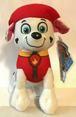 New 8 Paw Patrol Plush Stuffed Animal Toy for Kids Marshall New with Tags