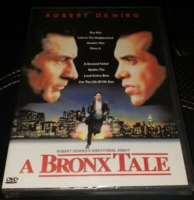 A Bronx Tale DVD WIDE SCREEN  BRAND NEW NEVER OPENED SEALED