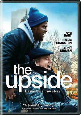 The Upside DVD 2019 NEW