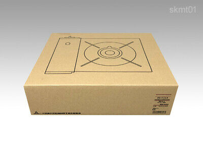 MUJI Portable cooking gas stove Aluminum die-cast RK-2 MoMA from Japan DHL Fast