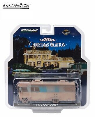 Greenlight 164 1972 Condor II RV National Lampoon Christmas Vacation 33100-A