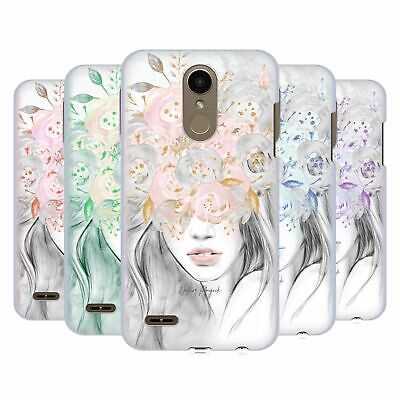 OFFICIAL NATURE MAGICK GIRL WITH FLOWERS IN HER HAIR BACK CASE FOR LG PHONES 1