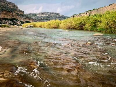 52-08 ACRE SUPERB LOCATION WEST TEXAS RANCH 12 WONDER RANCH RAREOLD DEED