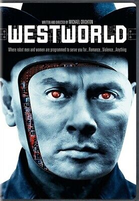 WESTWORLD New Sealed DVD 1973 Yul Brynner