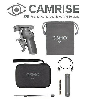 DJI Osmo Mobile 3 Combo Pre-order arrives and ships in 10-15 days