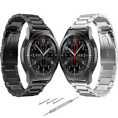 Stainless Steel Bracelet Watch Strap Band For Samsung Gear S3 Classic - Frontier