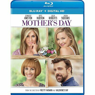 NEW AND SEALED Mothers Day Blu-ray Disc - Digital HD