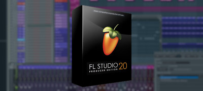 Image Line FL Studio 20 Producer Edition 🔑FULL ACTIVATION🔑 30s Delivery