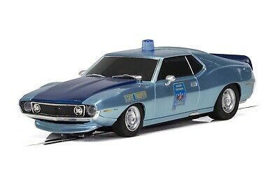 Scalextric C4058 AMC Javelin Alabama State Trooper 132 scale slot car