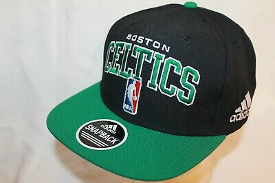 Boston Celtics Hat Cap The Classic Arch Snapback Cap by Mitchell - Ness NBA