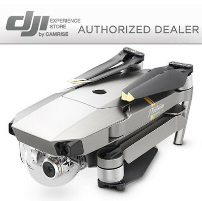 DJI MAVIC PRO PLATINUM w 4K Stabilized Camera