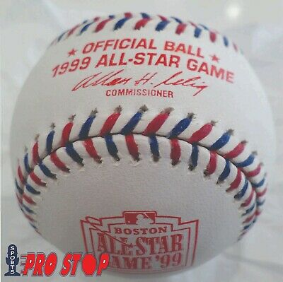 Official 1999 Rawlings ALL STAR Game Baseball  BOSTON RED SOX