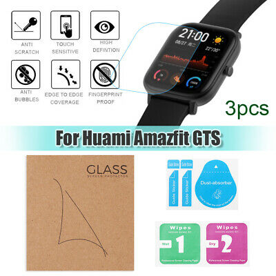 Protective Film Soft TPU Screen Protector Guard Cover For Huami Amazfit GTS