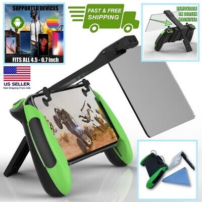 Mobile Trigger - Screen Magnifier PUBG Fortnite etc Android iPhone Universal Fit