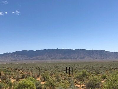 STUNNING 5 ACRE NEW MEXICO RANCH TIERRA VALLEY NEAR POWER ROAD ACCESS