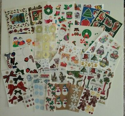 ChristmasWinter Stickers-You Choose