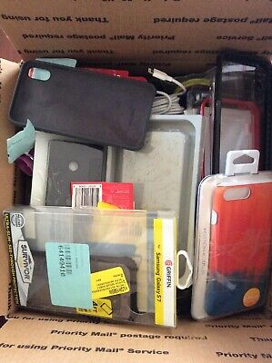 WholesaleLotResale - Cell Phone Accessories - Cases Chargers etc  Parts Only