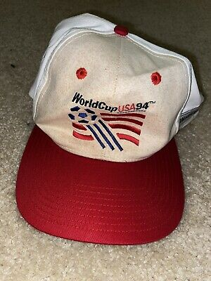 Vintage 1994 World Cup USA 94 Official Snapback Cap Hat