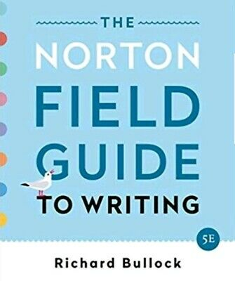 The Norton Field Guide to Writing Fifth Edition eTextbook-not Paperback