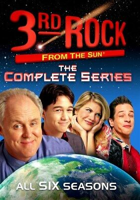 3rd Rock from the Sun Complete Series Seasons 1-6 New DVD 1 2 3 4 5 6
