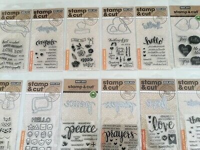 Hero Arts Stamp - Cut stamps YOU CHOOSE NEW