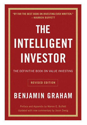 E-Edition 🌎  The Intelligent Investor   by Benjamin Graham