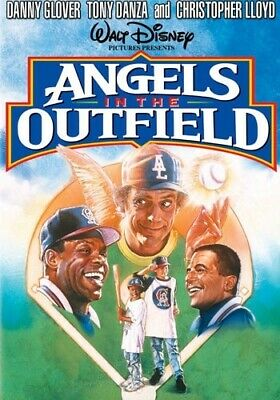 ANGELS IN THE OUTFIELD New Sealed DVD Tony Danza Danny Glover