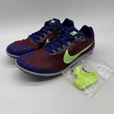 NIke Womens Size 8-5 Zoom Rival D 10 Track - Field Spikes Distance 907567-600
