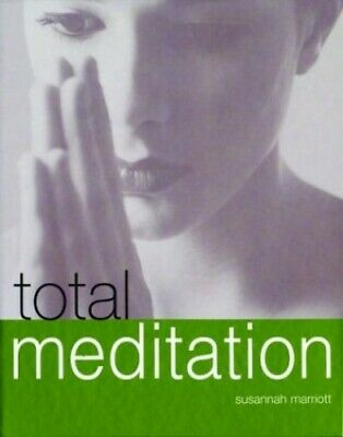 Total Meditation Snappy Sticker Fun Books by Marriott Susannah Book The Fast