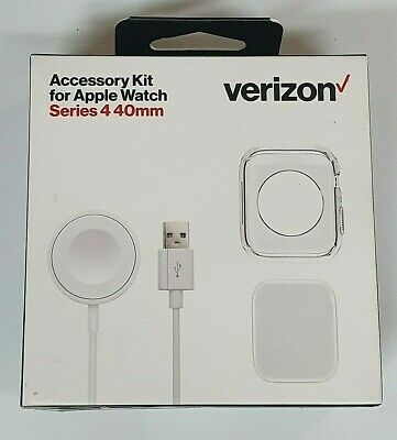 Verizon Accessory Bundle for Apple Watch Series 4 - 40mm