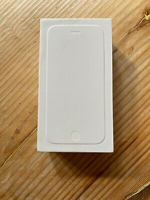 iPhone 6 - Silver - 16GB - Box Only - No iPhone