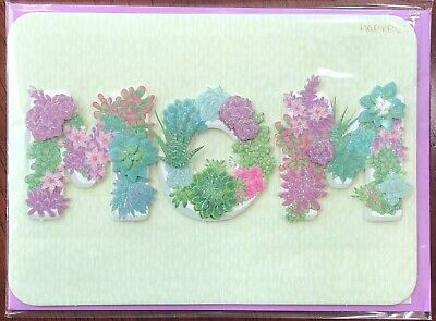Papyrus HAPPY MOTHERS DAY Greeting Card MOM