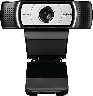 Logitech C930E  Video Conference Camera with 1 Hour of Support
