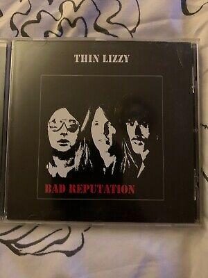 Thin Lizzy - Bad Reputation Expanded Edition CD