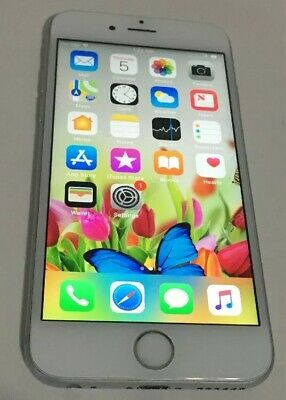 Apple iPhone 6s-32GB- Silver Unlocked  A1688 CDMA - GSMExcellent Condition
