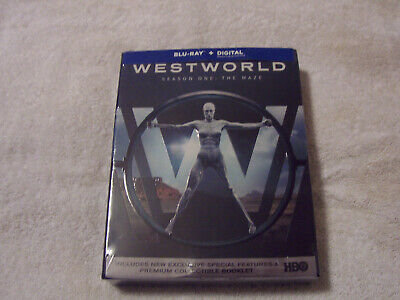 Westworld The Complete First Season Blu-ray Disc 2017Brand New