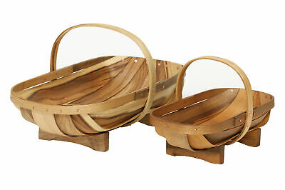 Wooden Garden Trug - handcrafted in the USA