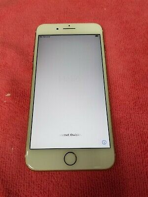 Apple iPhone 7 Plus 32GB Gold A1661 Unlocked GSM World Phone GD045