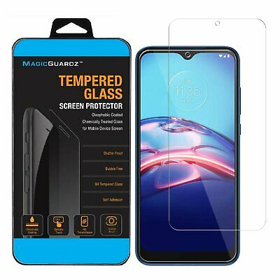 For Motorola Moto E 2020 Premium Tempered Glass Screen Protector Film