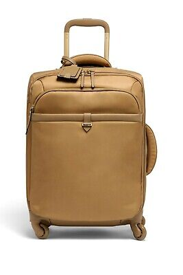 BRAND NEW Lipault Carry on 22 spinner - Camel color  Plume avenue collection