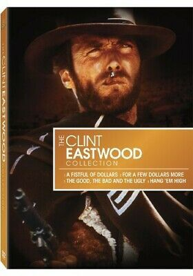 The Clint Eastwood Collection New DVD Full Frame Widescreen