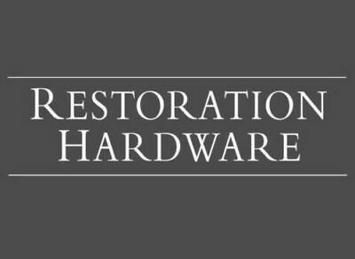 Restoration Hardware RH 25 OFF Purchase 1Coupon Discount Expires 9302020 FAST