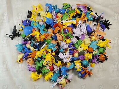 Set of 144 Pocket Monster Action Figures Pikachu Toys Gift Advent Calendar Ideas