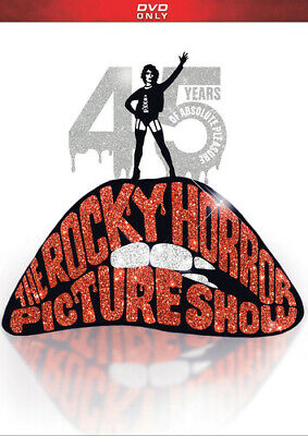 The Rocky Horror Picture Show 45th Anniversary Edition New DVD Anniversary