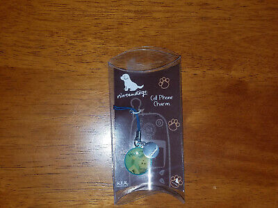 Nintendogs Cell Phone Charm OFFICIAL NINTENDO LICENSED License Show 2006